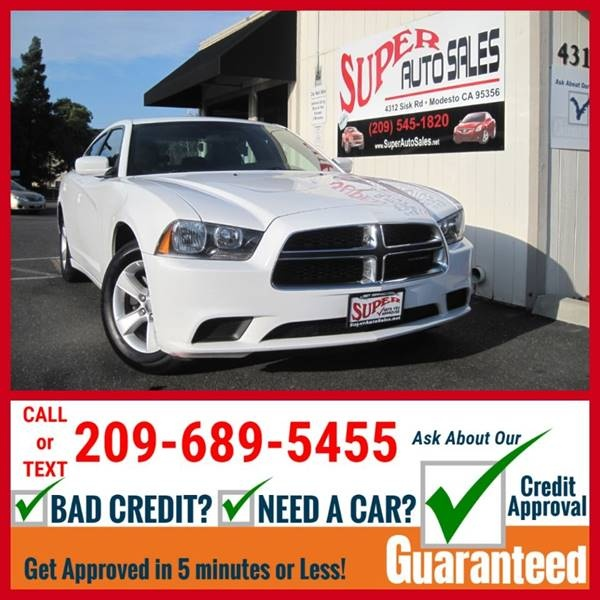 2014 Dodge Charger in Modesto, CA