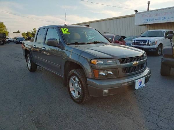 2012 Chevrolet Colorado in Hazel Crest, IL