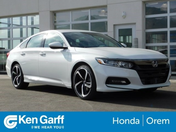 2020 Honda Accord in Orem, UT