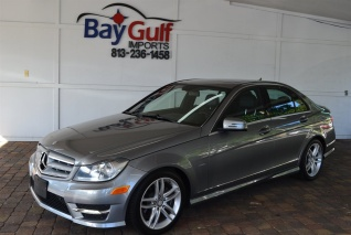 High Quality Used 2012 Mercedes Benz C Class C 250 Luxury Sedan RWD For Sale In