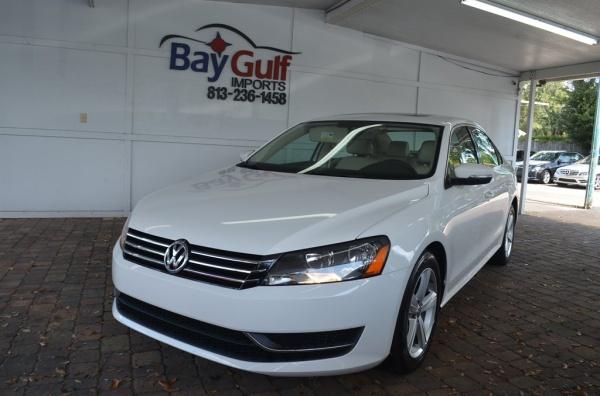 2013 Volkswagen Passat in Tampa, FL