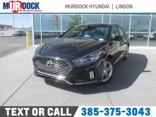 Murdock Hyundai Lindon >> 2019 Hyundai Sonata Limited 2 4l For Sale In Lindon Ut