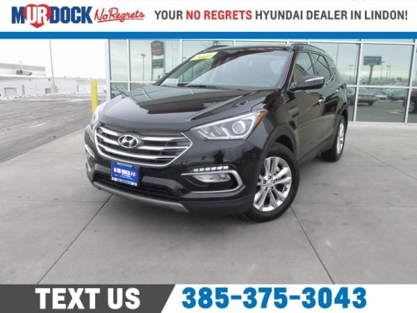 2018 Hyundai Santa Fe 2.0T