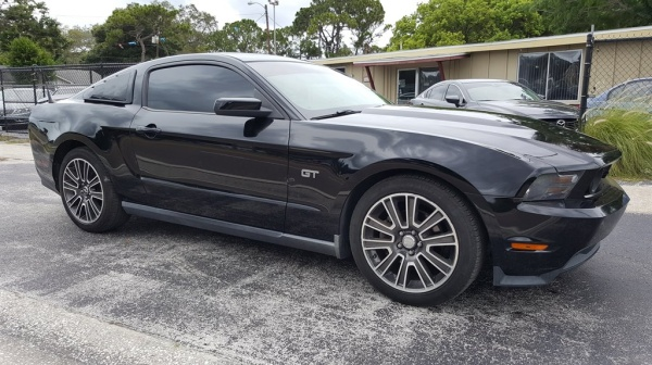 2010 ford mustang gt coupe for sale in st petersburg fl truecar. Black Bedroom Furniture Sets. Home Design Ideas
