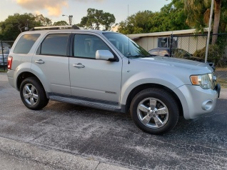 2008 Ford Escape Limited V6 Automatic 4wd For In St Petersburg Fl