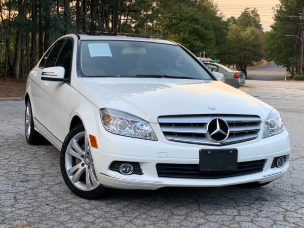 2011 Mercedes-Benz C-Class in Lawrenceville, GA