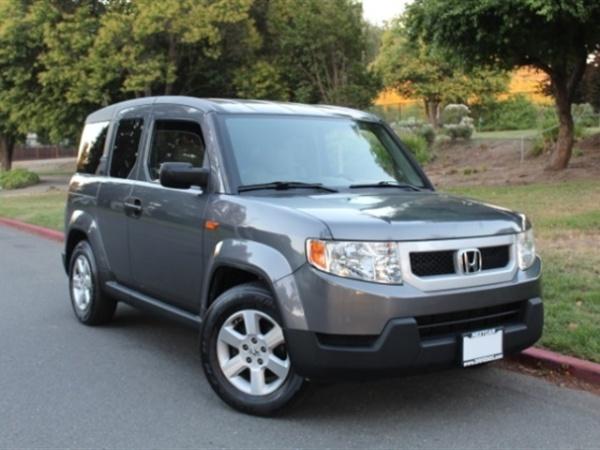 2009 Honda Element 4WD 5dr Auto EX $11,991 Concord, CA