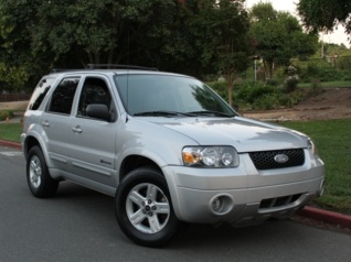 2007 Ford Escape Hybrid I4 Fwd For In Concord Ca