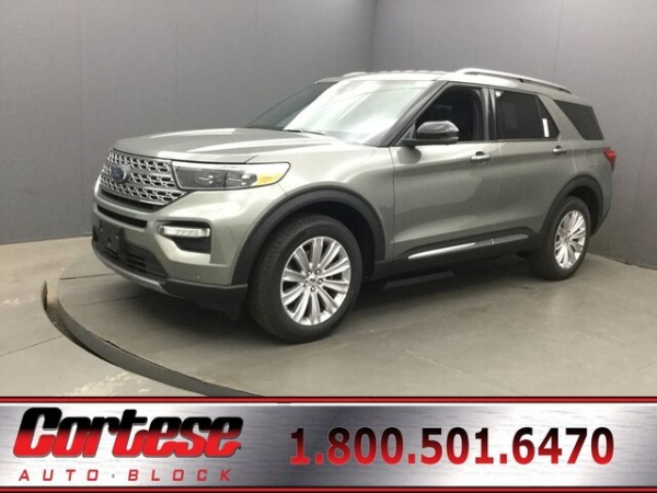 2020 Ford Explorer in Rochester, NY