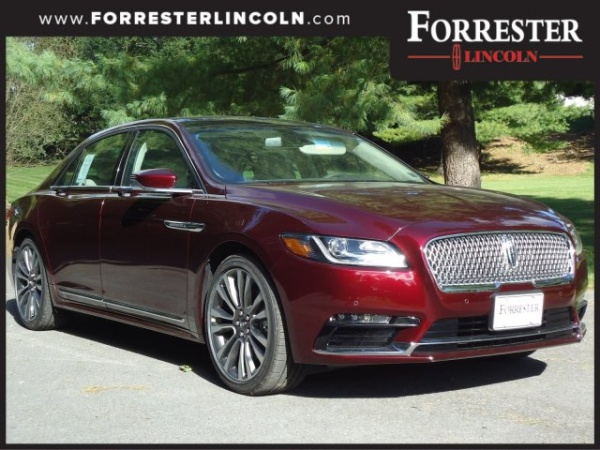 2019 Lincoln Continental in Chambersburg, PA