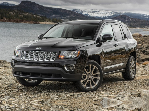 2014 Jeep Compass in Billings, MT
