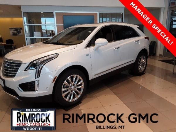 2019 Cadillac XT5 in Billings, MT