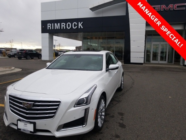2019 Cadillac CTS in Billings, MT