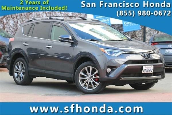 2017 Toyota RAV4 in SAN FRANCISCO, CA