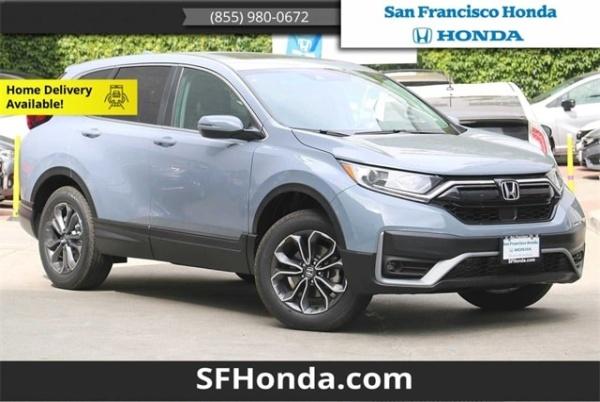 2020 Honda CR-V in San Francisco, CA