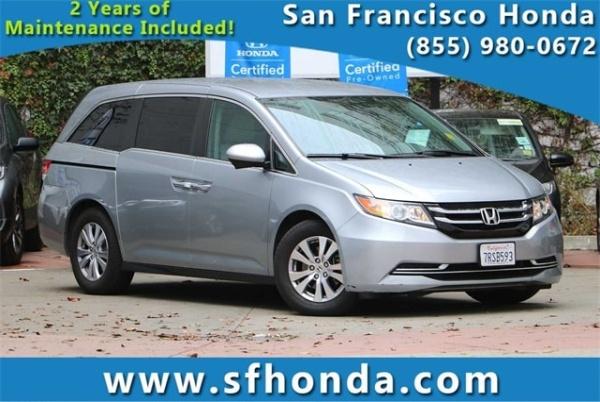 2016 Honda Odyssey in SAN FRANCISCO, CA