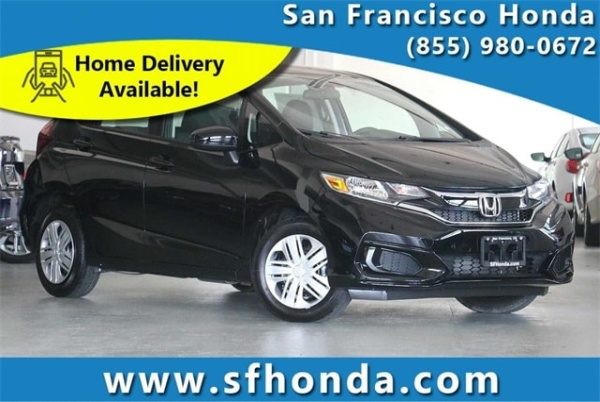 2020 Honda Fit in San Francisco, CA