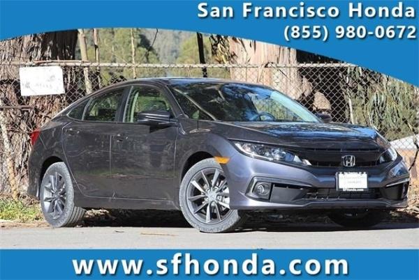 2019 Honda Civic in SAN FRANCISCO, CA