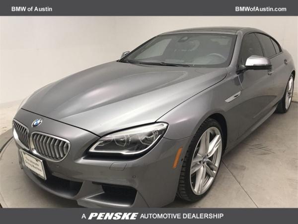2016 BMW 6 Series in Austin, TX