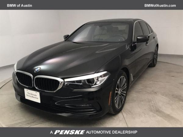 2017 BMW 5 Series in Austin, TX