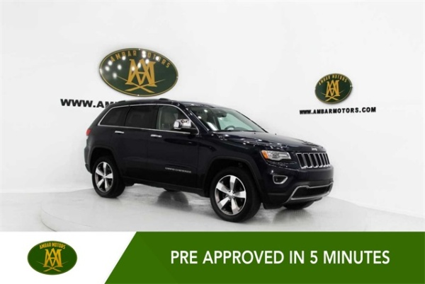 2016 Jeep Grand Cherokee in Doral, FL