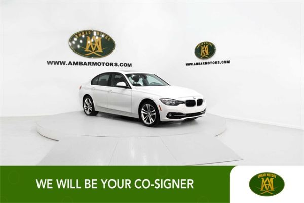 2016 BMW 3 Series in Doral, FL