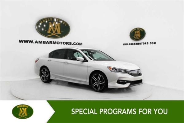 2017 Honda Accord in Doral, FL