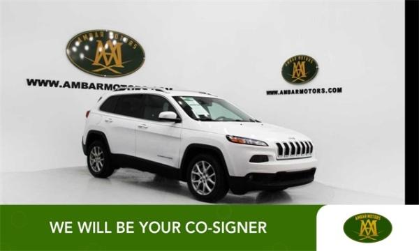 2016 Jeep Cherokee in Doral, FL