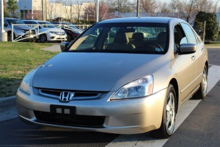 2005 Honda Accord Hybrid With Navigation Ima Automatic For In Chantilly Va