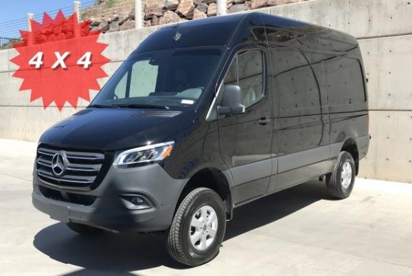 2020 Mercedes-Benz Sprinter Cargo Van in St. George, UT