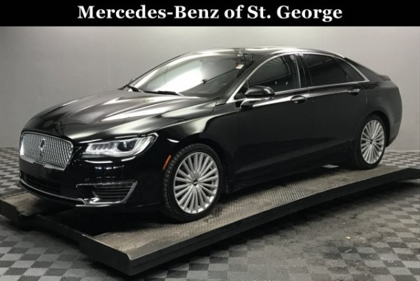 2017 Lincoln MKZ in St. George, UT