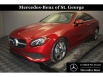 2018 Mercedes-Benz E-Class E 400 Coupe RWD for Sale in St. George, UT