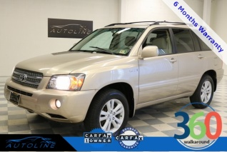 Used 2007 Toyota Highlander Hybrid Limited 4WD For Sale In Chantilly, VA