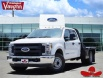 """2019 Ford Super Duty F-350 Chassis Cab XL Crew Cab 179"""" 60"""" CA DRW 2WD for Sale in Houston, TX"""