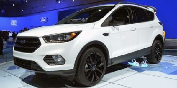 2017 Ford Escape in Houston, TX