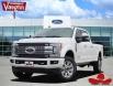 2019 Ford Super Duty F-350 Platinum 4WD Crew Cab 8' Box SRW for Sale in Houston, TX
