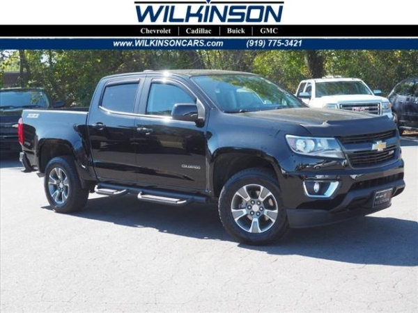 2017 Chevrolet Colorado in Sanford, NC