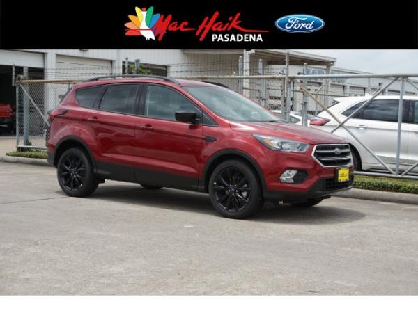 2019 Ford Escape in Pasadena, TX