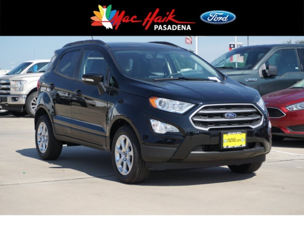 2019 Ford EcoSport in Pasadena, TX
