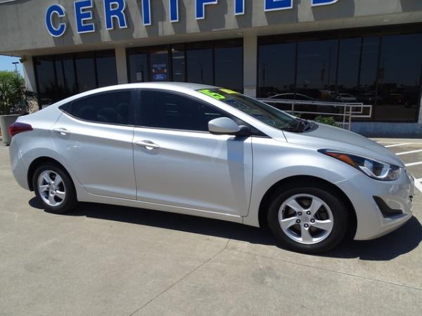 2015 Hyundai Elantra in Pasadena, TX