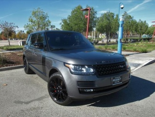 Used Land Rovers For Sale >> Used Land Rover Range Rovers For Sale In Anaheim Ca Truecar