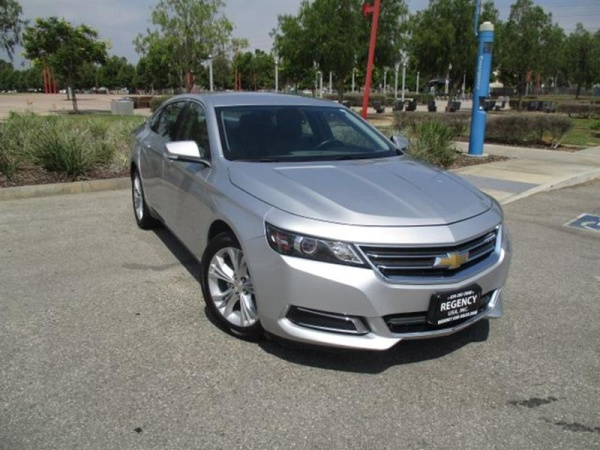 2014 Chevrolet Impala LT with 1LT For Sale in Wilmington, CA