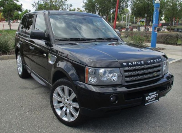 Used Land Rover Range Rover Sport for Sale in Palmdale, CA