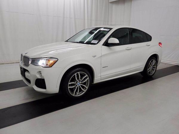 2017 BMW X4 28i