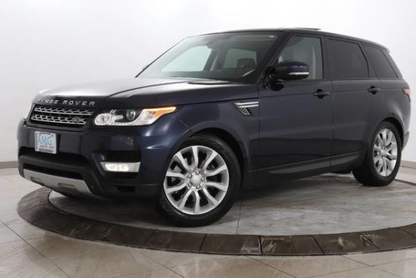 2015 Land Rover Range Rover Sport in Somerville, NJ