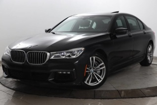 2016 Bmw 7 Series 750i Xdrive Awd For In Somerville Nj