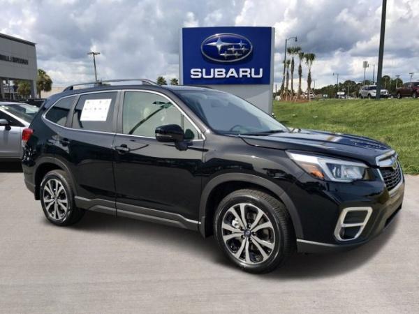 2020 Subaru Forester in Leesburg, FL