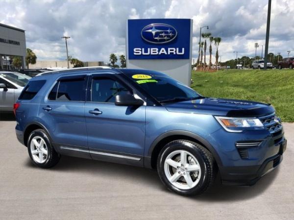 2018 Ford Explorer in Leesburg, FL