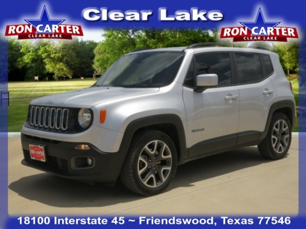 2018 Jeep Renegade in Friendswood, TX