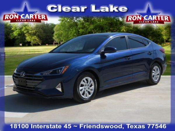 2019 Hyundai Elantra in Friendswood, TX
